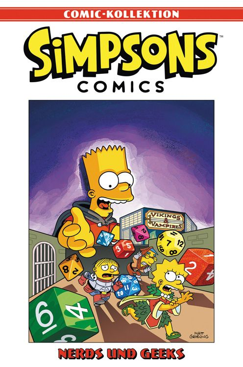 Die Simpsons - Simpsons Comic-Kollektion Nr. 13