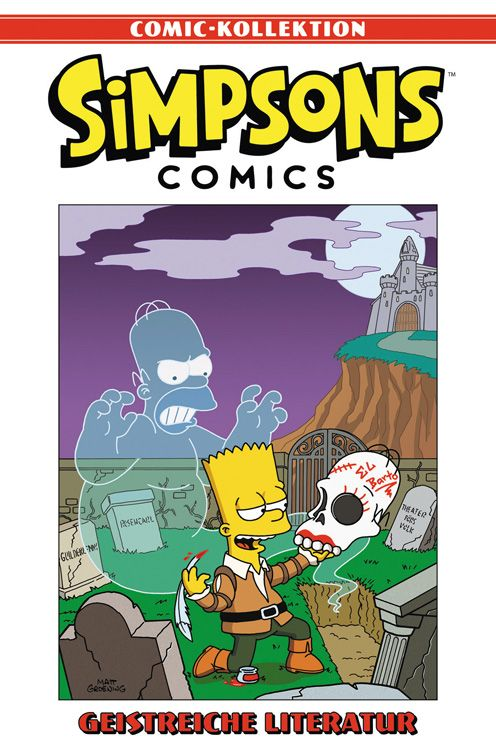 Die Simpsons - Simpsons Comic-Kollektion Nr. 17