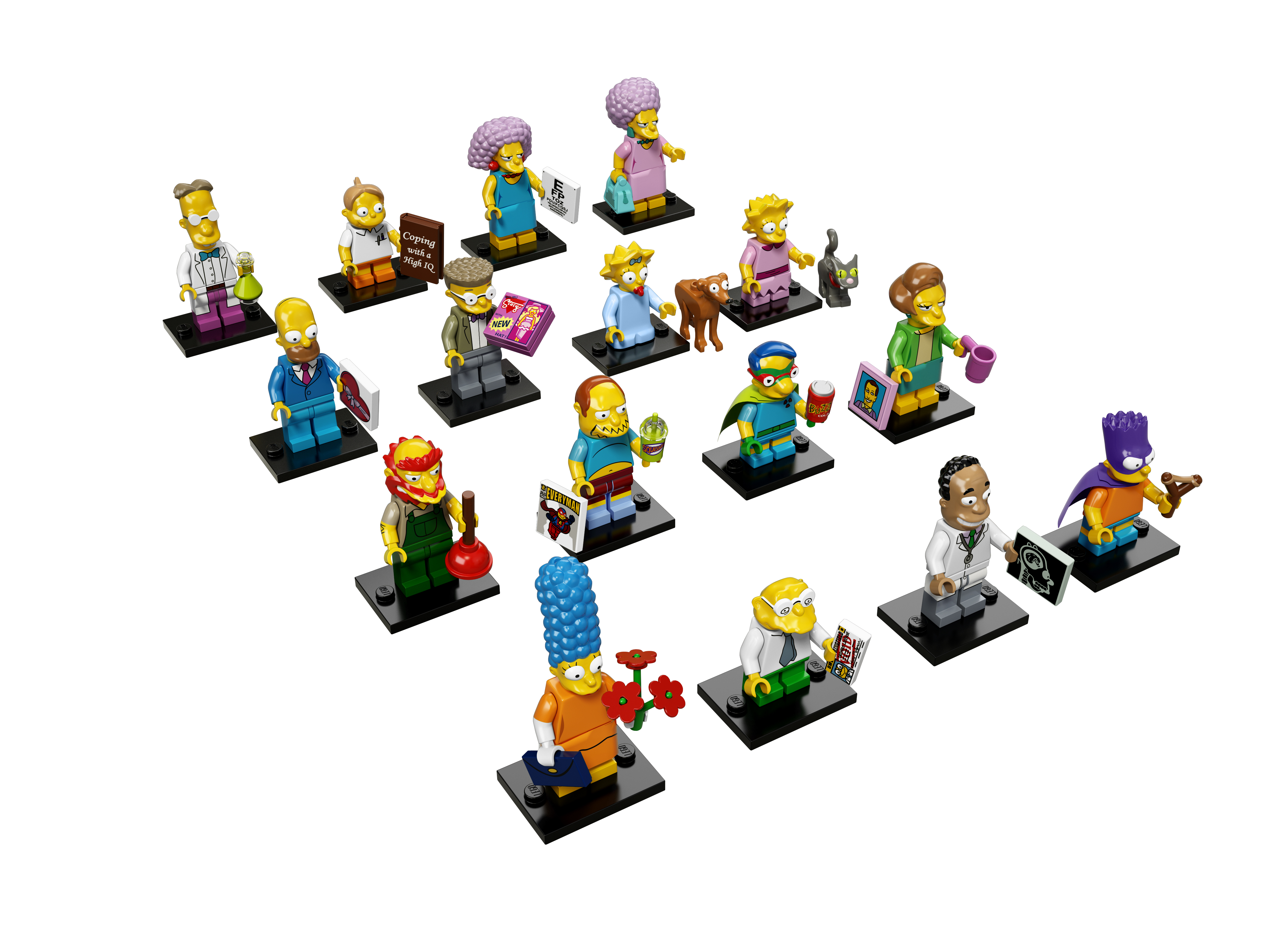 LEGO Simpsons Minifigures - Serie 2 (2015)