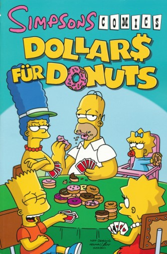 Simpsons Comics Paperbacks