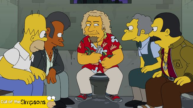 Die Simpsons Staffel 26 Deutsch