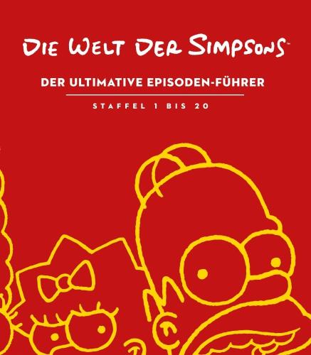 Die Welt der Simpsons: Der ultimative Episoden-Führer