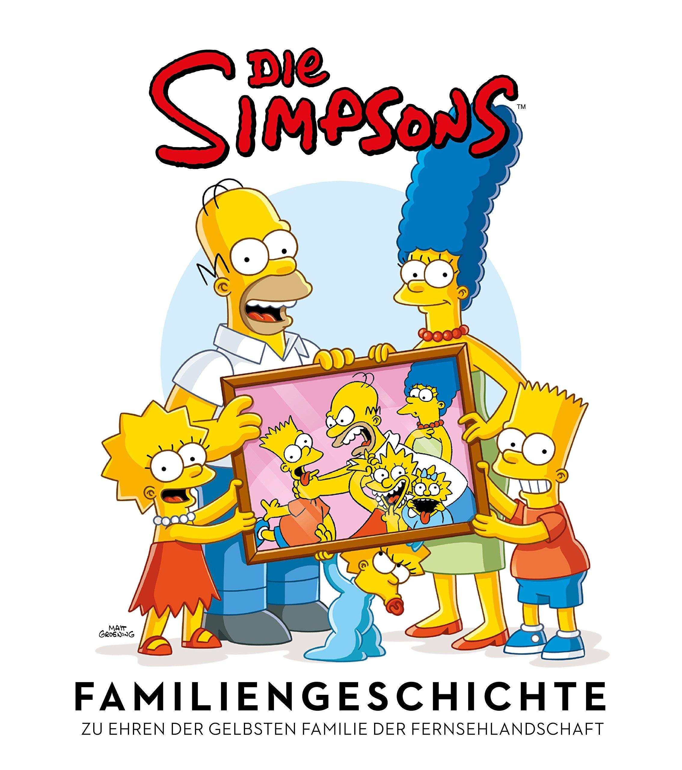 Simpsons Familiengeschichte