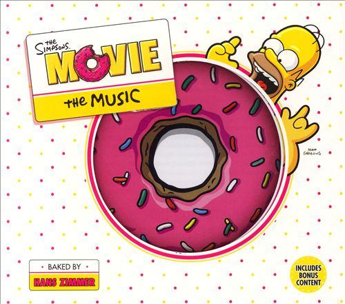 The Simpsons Movie Soundtrack