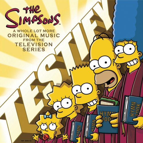 The Simpsons - Testify