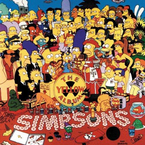 The Simpsons - The Yellow Album