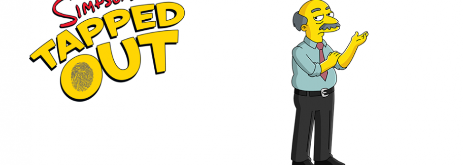 Level 60 - Update für Die Simpsons: Springfield / Tapped Out