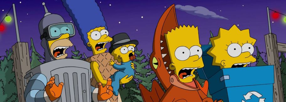 US-Premiere: Treehouse of Horror XXVII