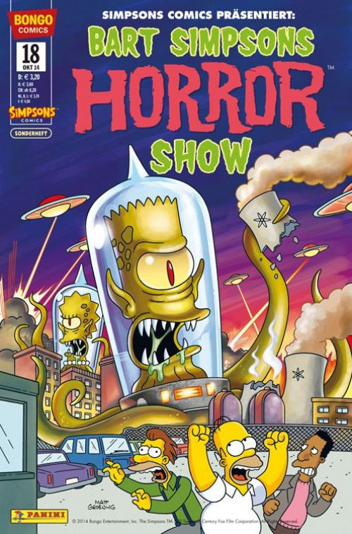 Bart Simpsons Horrorshow Nr. 18