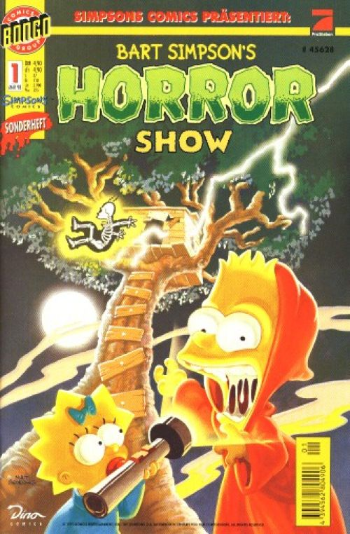 Bart Simpsons Horrorshow Nr. 1