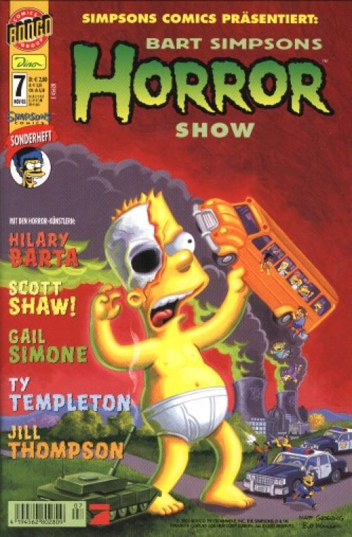 Bart Simpsons Horrorshow Nr. 7