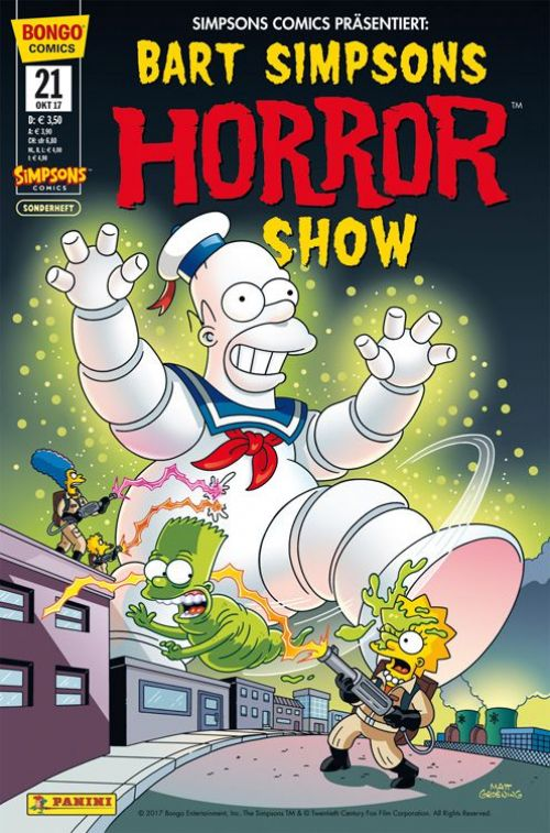Bart Simpsons Horrorshow Nr. 21
