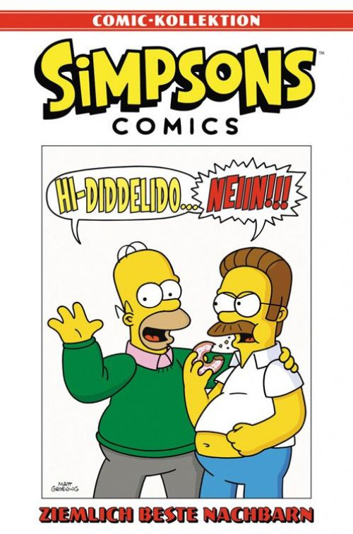 Simpsons Comic-Kollektion Nr. 22