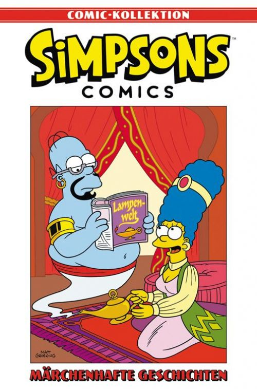 Simpsons Comic-Kollektion Nr. 26