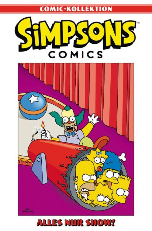 Simpsons Comic-Kollektion Nr. 30