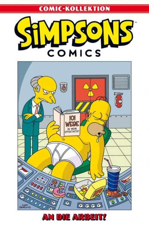 Simpsons Comic-Kollektion Nr. 5