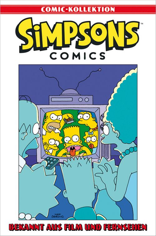 Simpsons Comic-Kollektion Nr. 62