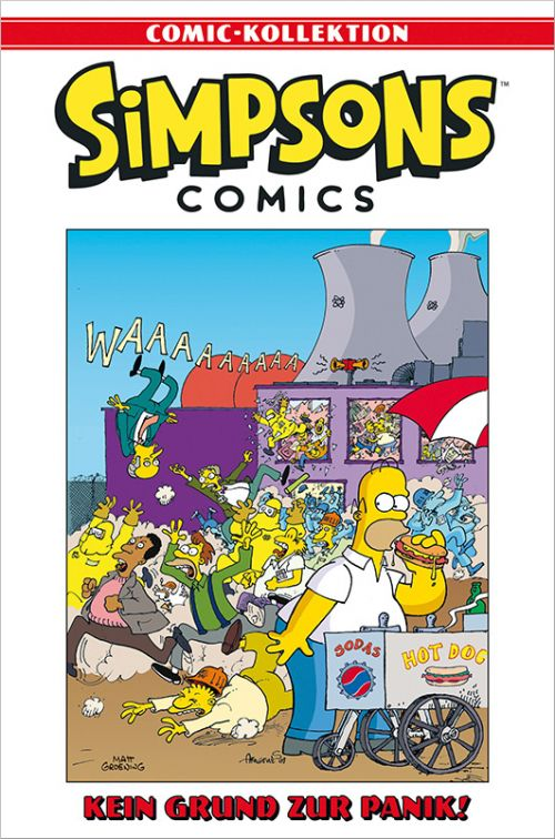 Simpsons Comic-Kollektion Nr. 64