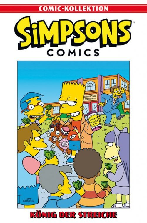 Simpsons Comic-Kollektion Nr. 7