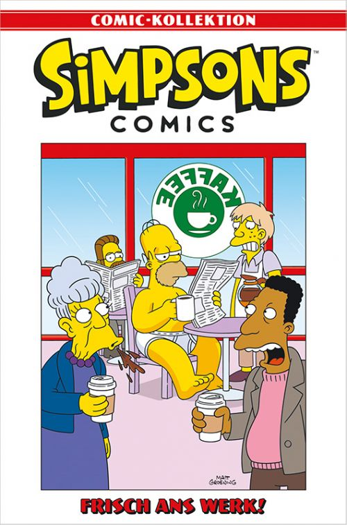 Simpsons Comic-Kollektion Nr. 70