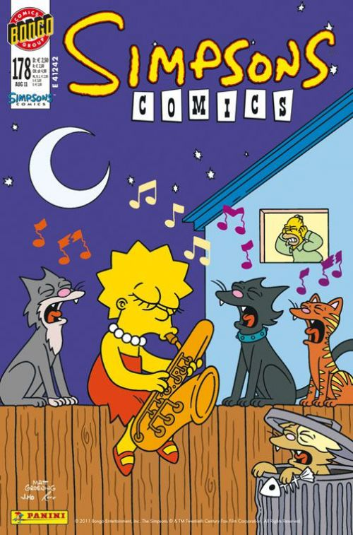 Simpsons Comic Nr. 178