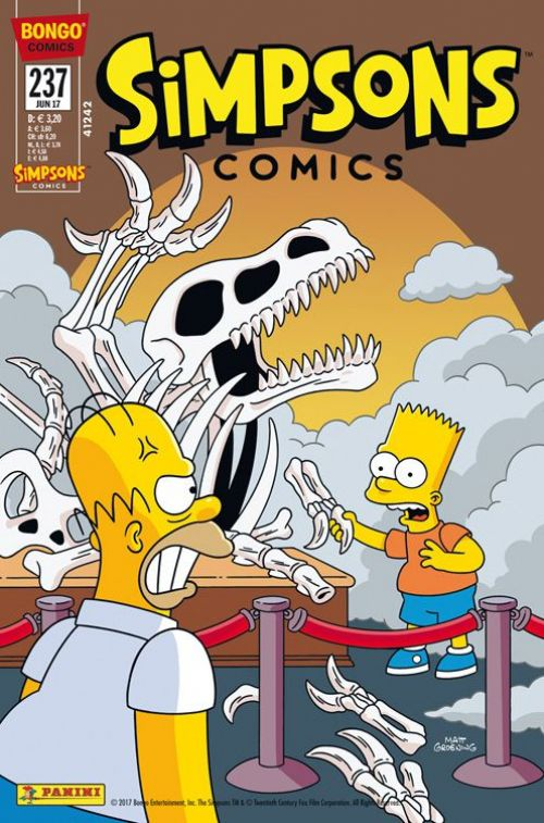 Simpsons Comic Nr. 237