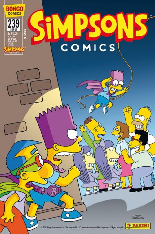 Simpsons Comic Nr. 239