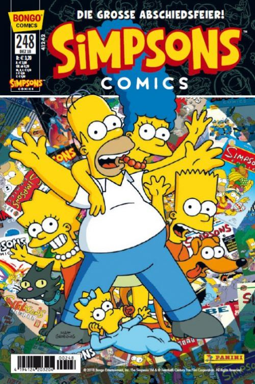 Simpsons Comic Nr. 248