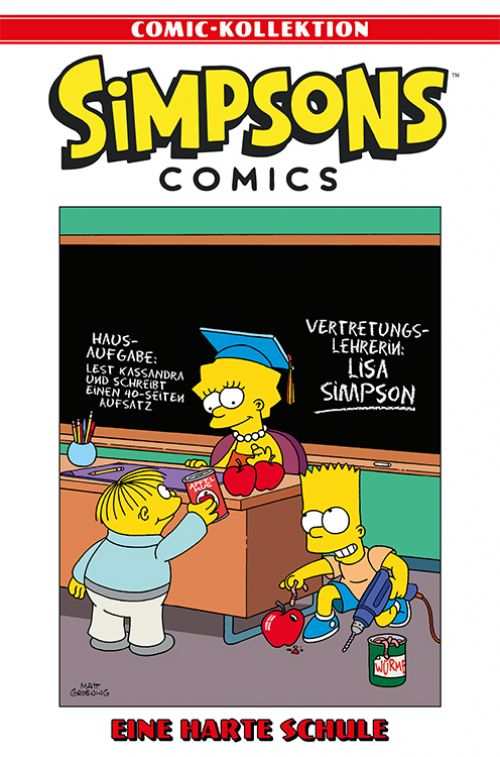 Simpsons Comic-Kollektion Nr. 53