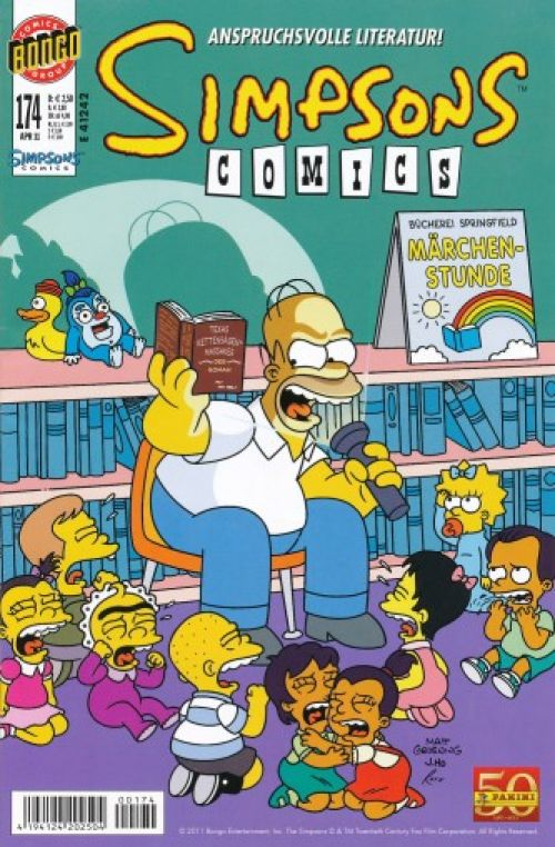 Simpsons Comic Nr. 174