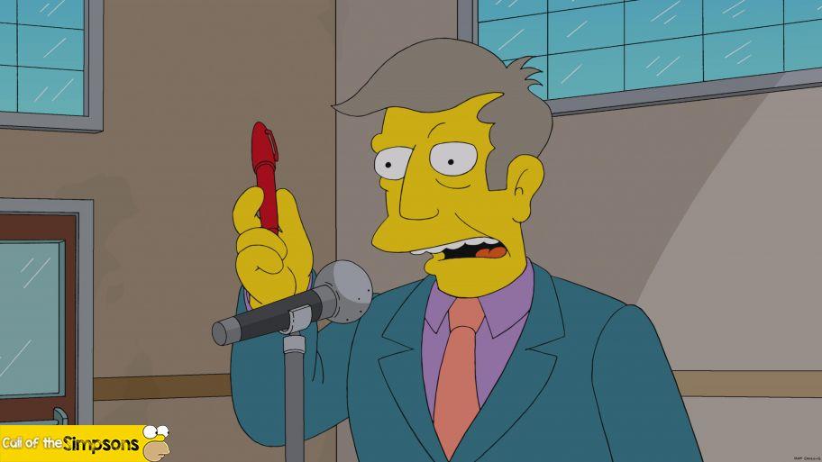 Simpsons Letzte Staffel