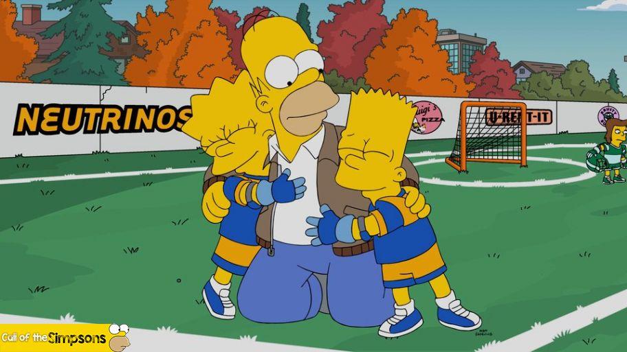 Mein peinlicher Freund (VABF22) | Staffel 28 | Die Simpsons