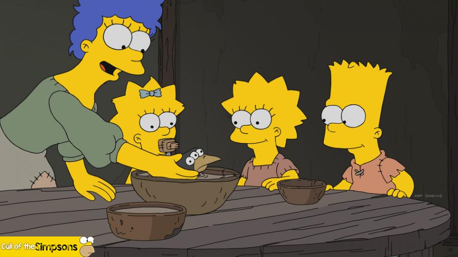 Die Simpsons Staffel 29