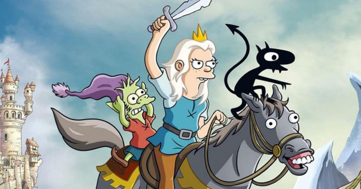 Matt Groenings Disenchantment Review: Needs To Tweak