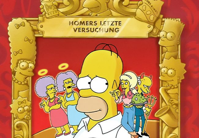 Homers letzte Versuchung