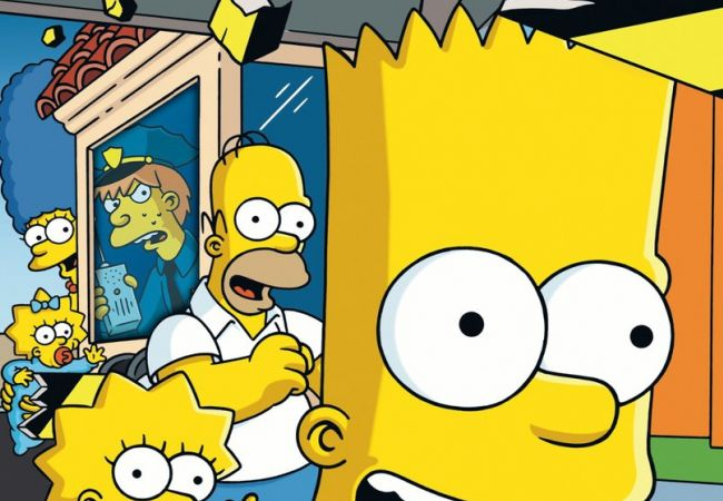 Simpsons Staffel 10 Collection
