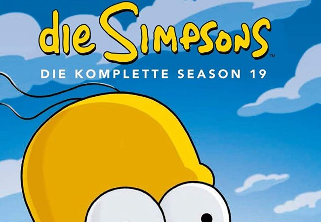 Simpsons Staffel 19 Collection
