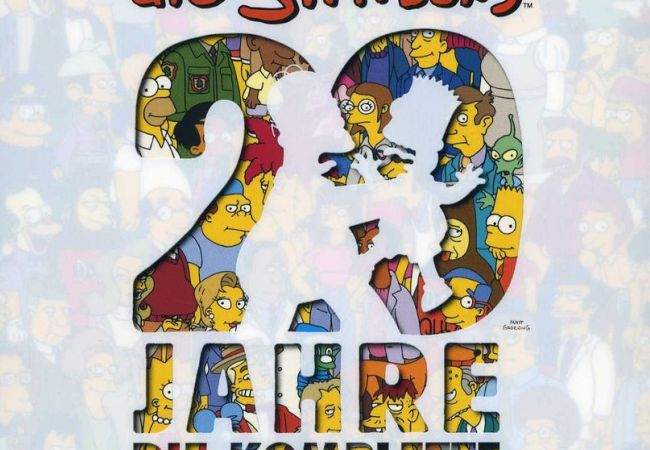 Simpsons Staffel 20 Collection
