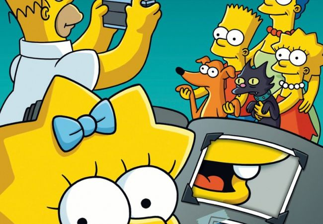 Simpsons Staffel 8 Collection
