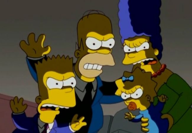 Die Simpsons - Down by Lisa