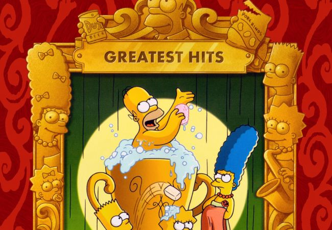 Die Simpsons - Greatest Hits