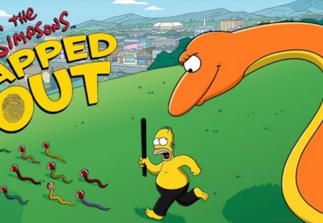 The Simpsons Tapped Out: Knüppeltag-Update