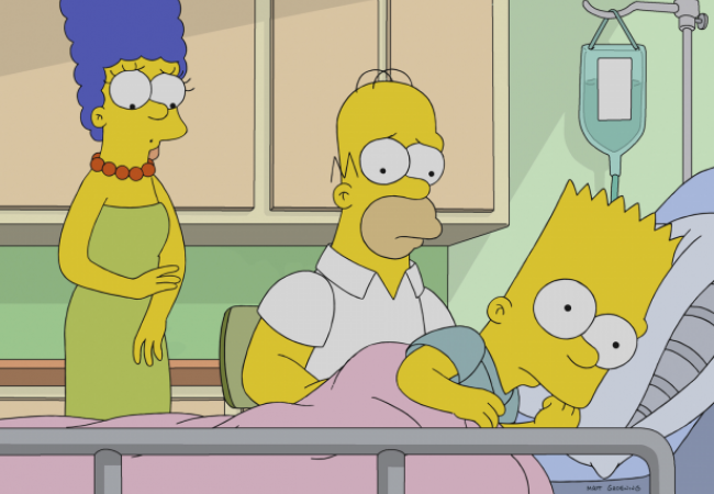 Staffel 30 in den USA gestartet: Bart's Not Dead