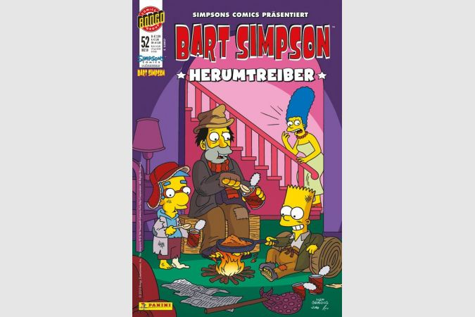 Bart Simpson Comic Nr. 52