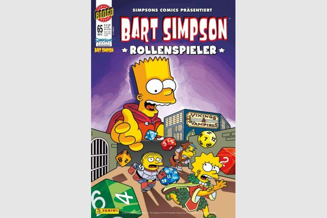 Bart Simpson Comic Nr. 65