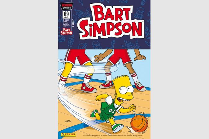 Bart Simpson Comic Nr. 69