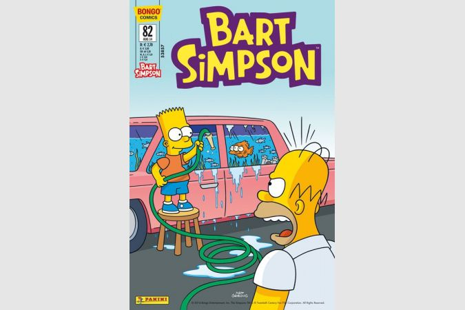 Bart Simpson Comic Nr. 82