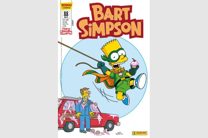 Bart Simpson Comic Nr. 88