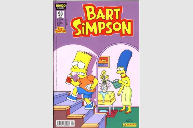 Bart Simpson Comic Nr. 90