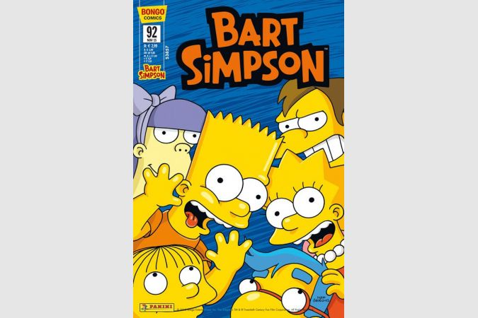 Bart Simpson Comic Nr. 92